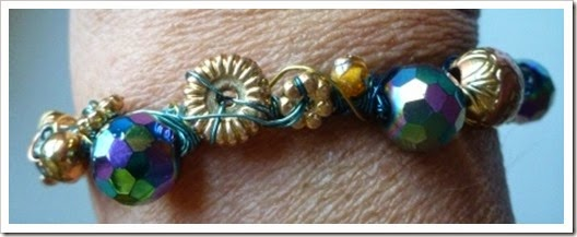 wire wrapped braclet 2