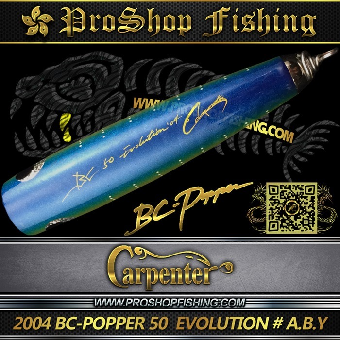 carpenter 2004 BC-POPPER 50  EVOLUTION # A.B.Y.2