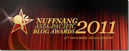 Nuffnang Asia Pacific Awards 2011