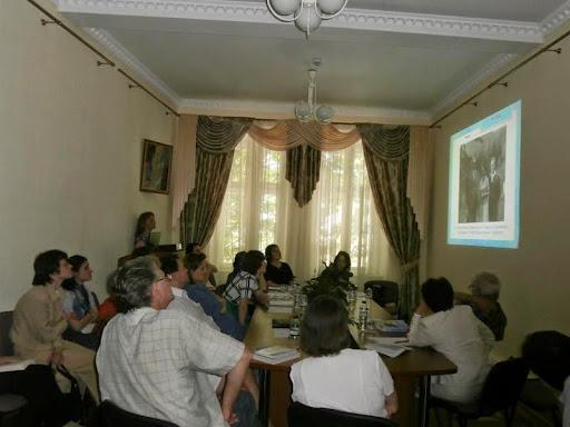 «IN MEMORIAM: Наукова конференція на пошану пам'яті професора НОННИ КОПИСТЯНСЬКОЇ»