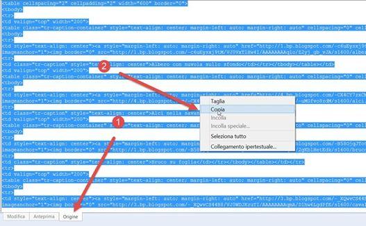 copiare-codice-galleria