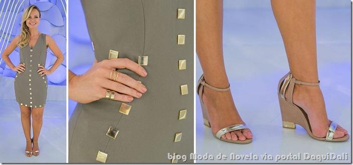 moda do programa aliana - eliana dia 07 de setembro de 2014