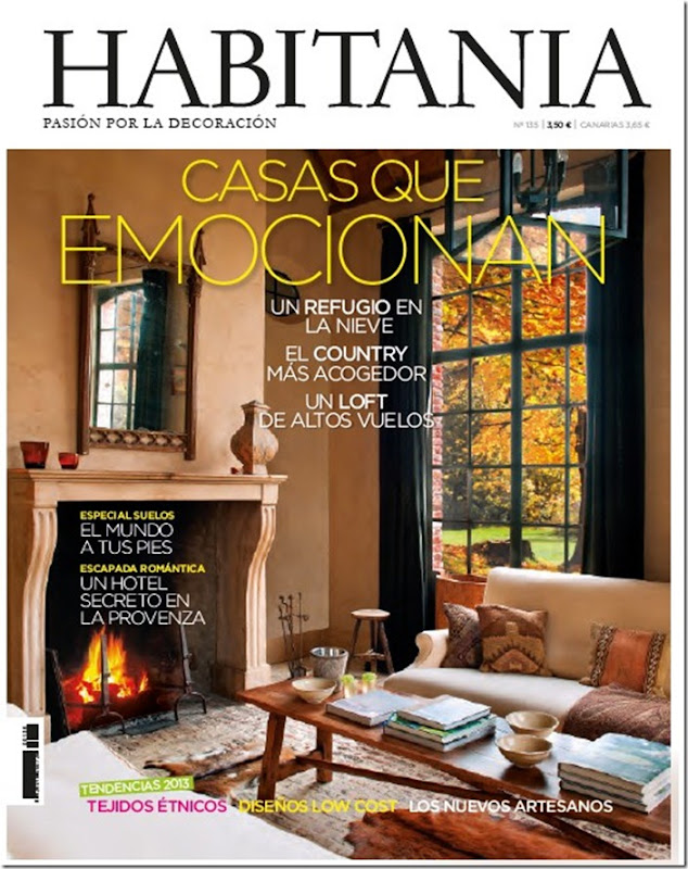 Cover Habitania 2012 N°135