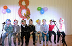 Галерея Праздник на отделении творческого развития школы. 2-й класс. 06.03.14