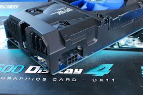 Card Pictured Galaxy GeForce GTX 550 Ti Display4 Graphics
