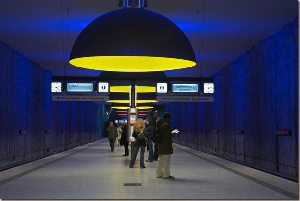 24 stations de métro stupéfiantes (2)