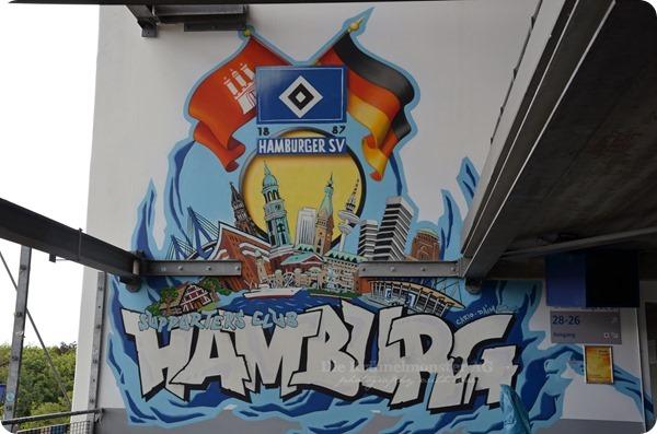 Nordseeliebe - HSV Arena Hamburg