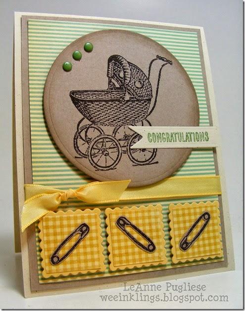 LeAnne Pugliese WeeInklings Baby Congrats