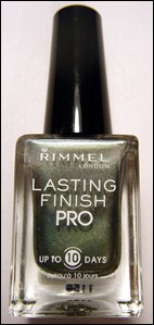 Rimmel Rags to Riches Nail Polish