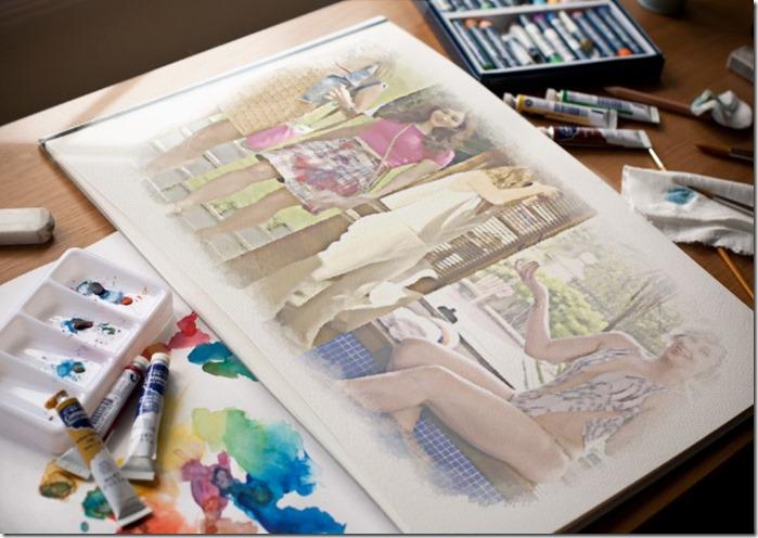 moda da novela alto astral - looks capítulo dia 05 de novembro de 2014
