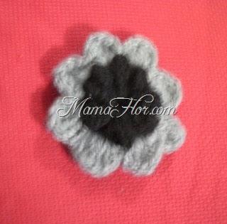 Elabora una Flor a Crochet