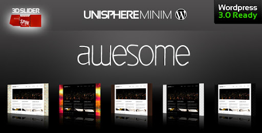UniSphere Minim Corporate and Portfolio - ThemeForest Item for Sale