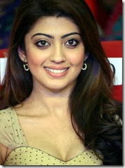 Actress Pranitha Latest Photos @ Pandavulu Pandavulu Tummeda Audio Release