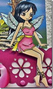 Fairie land fairy