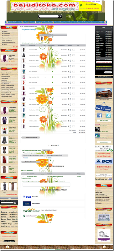 sampel prestashop web design services