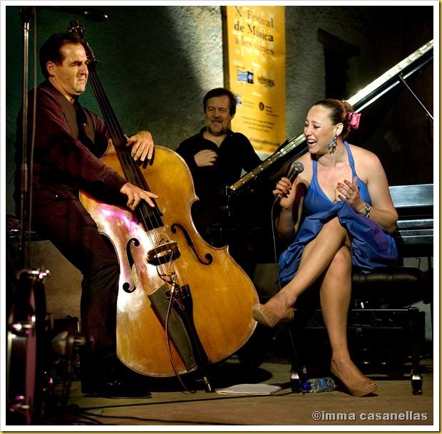 Pierre Boussaguet, Ignasi Terraza i Susana Sheiman, Torre-Ramona 2012