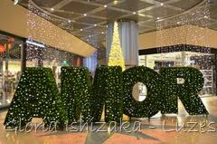 Glória Ishizaka - Luzes de Natal 2013 - Porto  12  Shopping cidade do Porto
