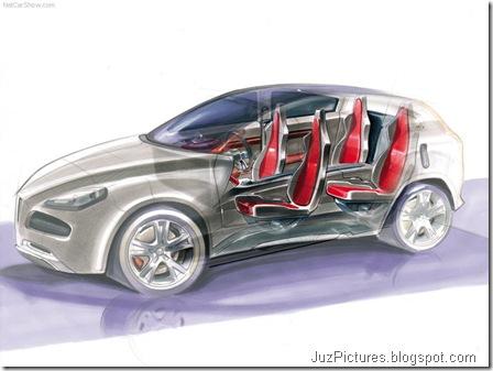 Alfa Romeo Kamal Concept (2003)6