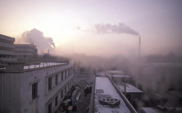 Coal plant in China. Photo: World Bank Photo Collection