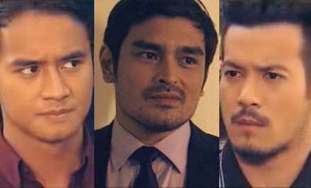 JM De Guzman, Eric Fructuoso and John Prats