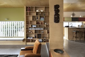 diseño-interior-Casa Brown Vujcich Bossley Architects
