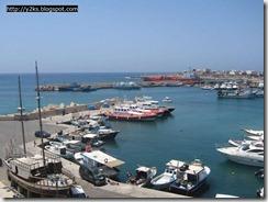 I gommoni della Guardia Costiera - Lampedusa