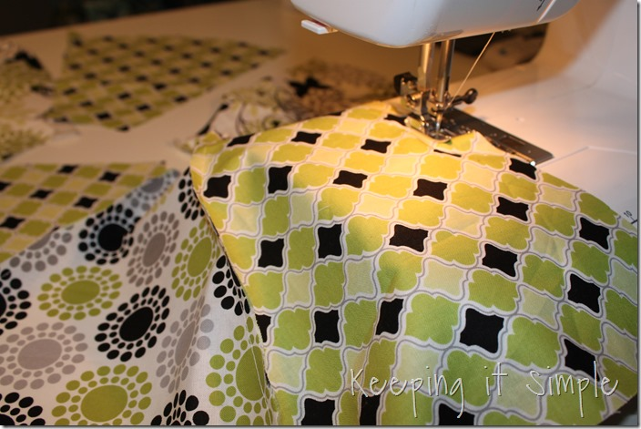 Rag circle skirt (5)