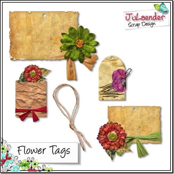 julaender_flowertags