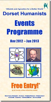 Events Programme Nov2012