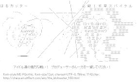 [AA]Amami Haruka vs Kisaragi Chihaya (The Idolmaster)