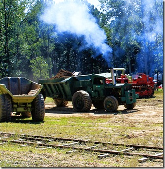 National Pike Antique Tractor show 16