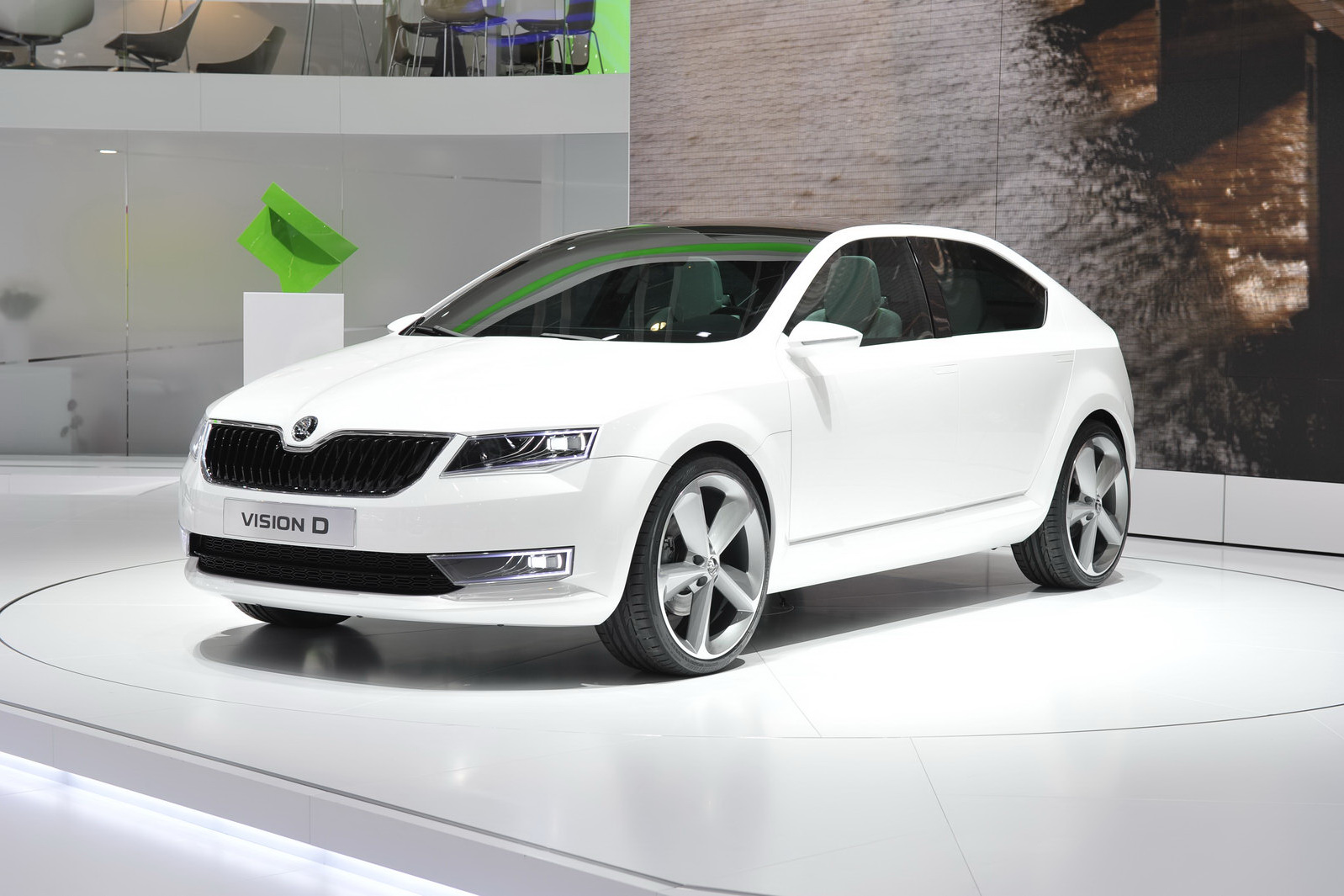 Car Of The Future Skoda