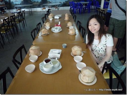 泰國芭達雅-椰子燕窩
