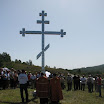 Служење парастоса за страдале српске цивиле на овом мјесту августа 1995