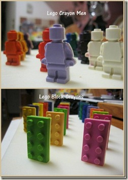 Lego Crayons