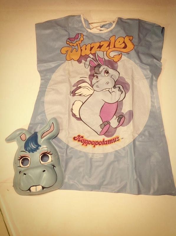 Wuzzles Hoppopotamus Costume