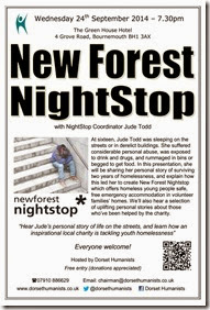New Forest Nightstop 24 September 2014