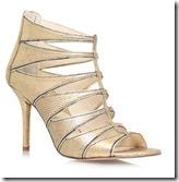 Michael Michael Kors Open Shoe Boots