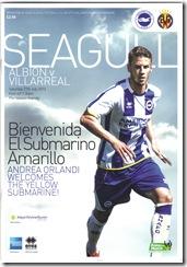 BHA vs Villarreal prog