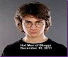 Harry Potter hot men of blogs