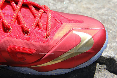 nike lebron 11 low pe championship pack 2 16 LBJ Wears LeBron 11 Low Championship Sample at His Skills Academy