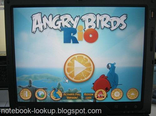 แก้ปัญหา OpenGL 2.0 renderer not support! จากเกม Angry Bird