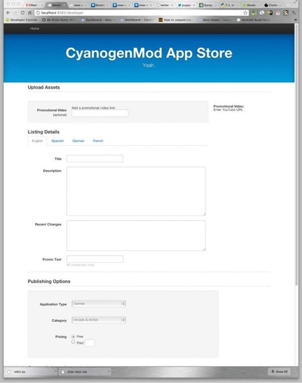 cynogenmod-app-store