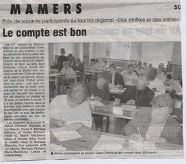 Mamers 2006 2