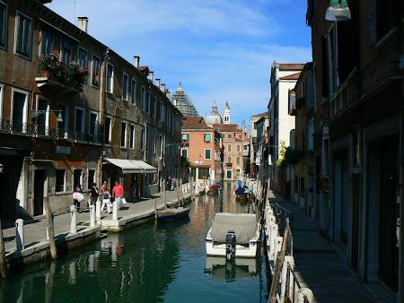 Obiective turistice Venetia: stradute retrase