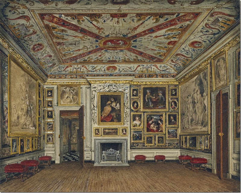 The Presence Chamber, Kensington Palace