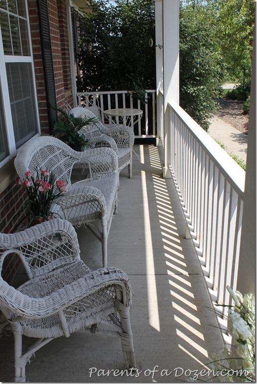 2012-07-05 Porch Railing 2012-07-05 005