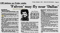 1981-10-02_Boca Raton News - Falcon may fly near Dallas