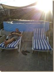 Pool chairs Brian
