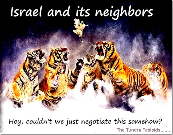 Israel & Arab Neighbors